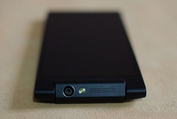 Gionee Elife E7 Mini camera xoay 206 độ