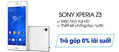 Điện thoại di động Sony Xperia Z3