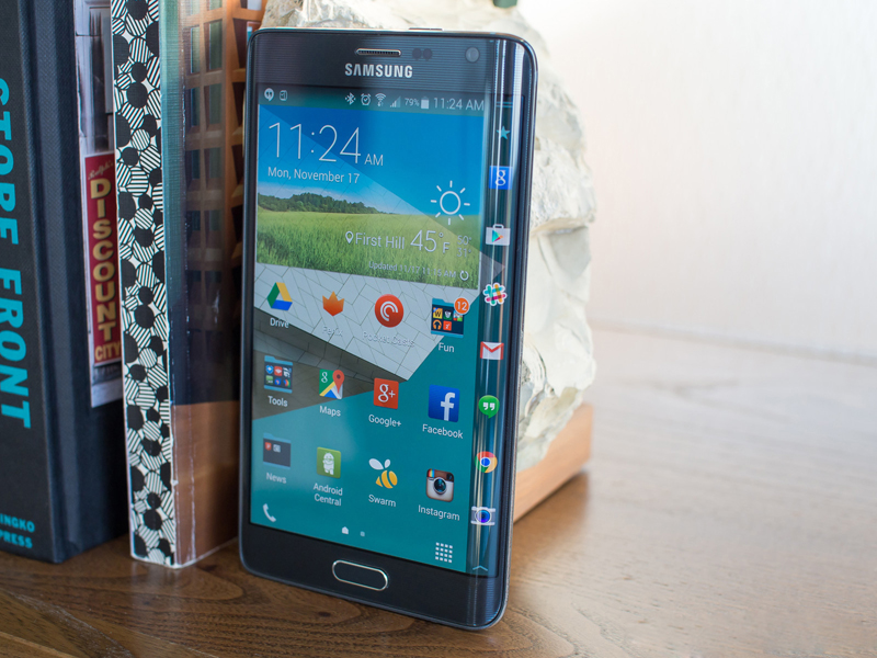 Samsung Galaxy Note Edge