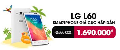 Điện thoại di động LG L60