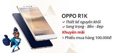 Điện thoại di động OPPO R1K R8001