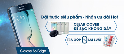 Điện thoại di động Samsung Galaxy S6 Edge 32GB