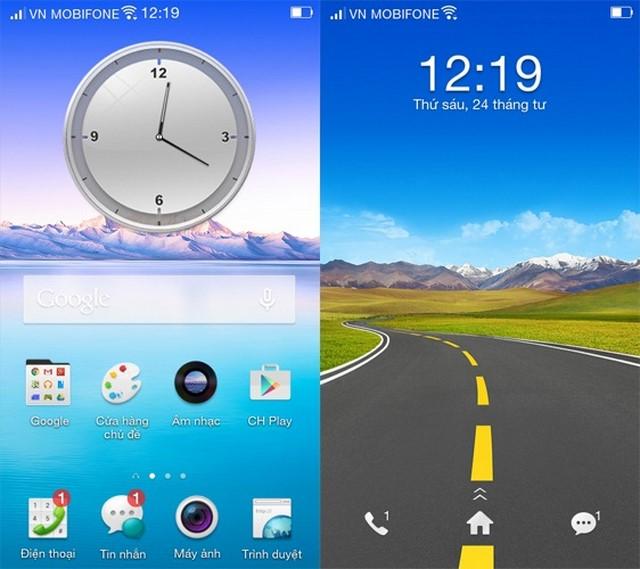 Android 4.4 (KitKat) giúp máy hoạt động nhẹ nhàng