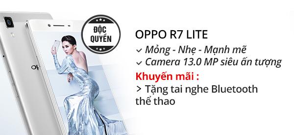 Điện thoại di động OPPO R7 Lite