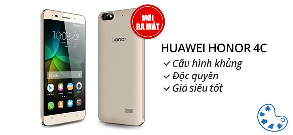 Điện thoại di động Honor 4C