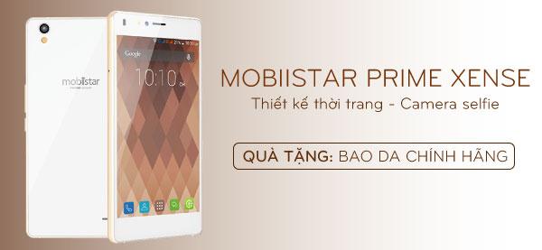 Điện thoại di động Mobiistar Prime Xense