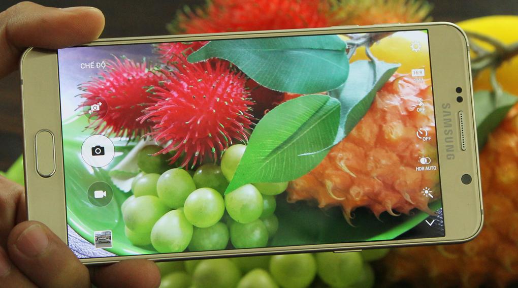 Thiết kế của Samsung Galaxy Note 5--1-5