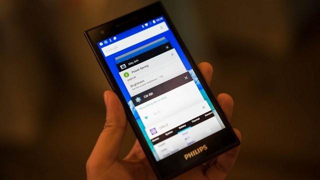 Trình quản lý đa nhiệm đặc trưng của Android 5.1