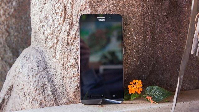 Zenfone Max có thiết kế quen thuộc của Asus Zenfone 2015