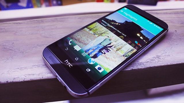 Một chút nâng cấp khiến HTC One M8 Eye trở nên hấp dẫn hơn