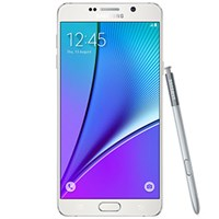 Điện thoại di động Samsung Galaxy Note 5 Silver