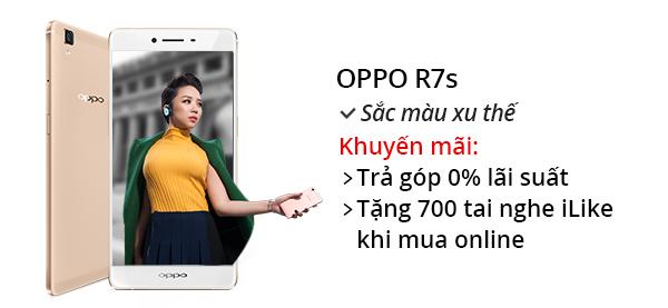 Điện thoại di động Oppo R7s
