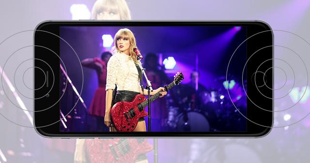 iPhone 7 32 GB - Âm thanh stereo phát ra từ 2 phía