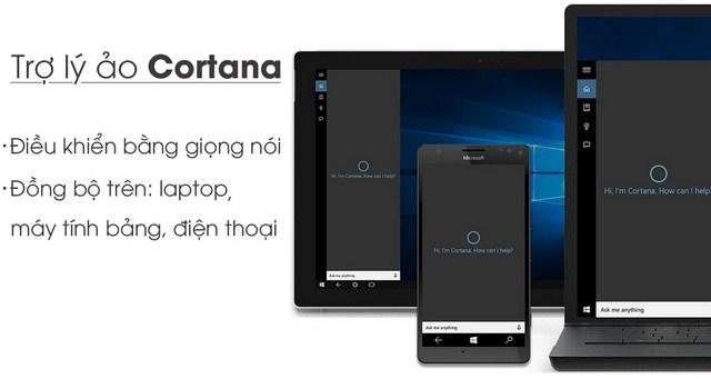 Trợ lý ảo Cortana