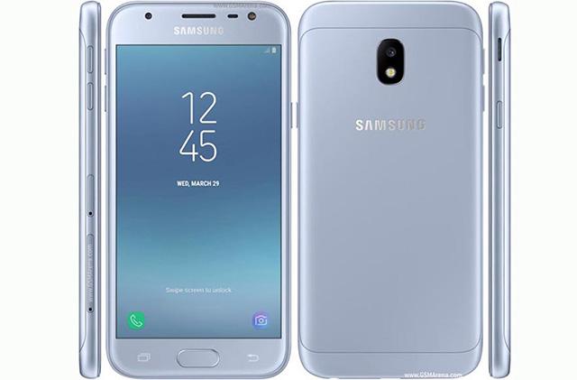 Một sự lột xác trong thiết kế của Galaxy J3 2017