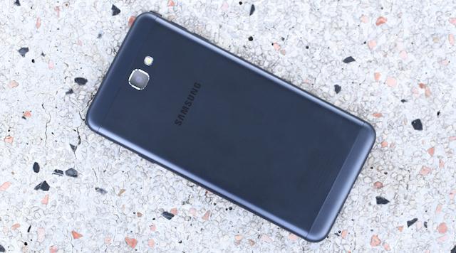 Samsung Galaxy J5 Prime - Thiết kế nguyên khối kim loại