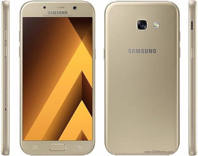 Điện thoại Samsung Galaxy A5 2017 - Hiệu năng ổn định