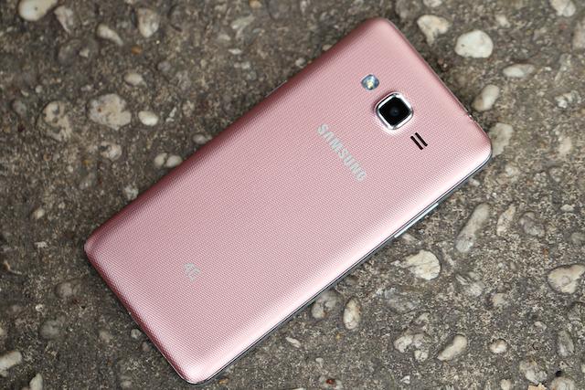 Samsung Galaxy J2 Prime - Đặc biệt bổ sung thêm sắc hồng cực bắt mắt