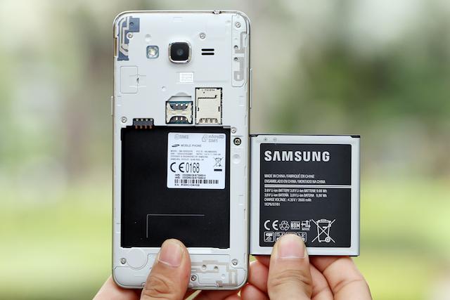 Samsung Galaxy J2 Prime - Máy có kết nối 4G tốc độ cao