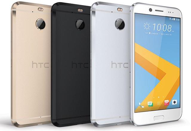HTC 10 evo sang trọng không kém các flagship