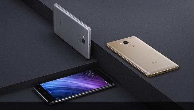Xiaomi Redmi Note 4X - Thiết kế đẹp