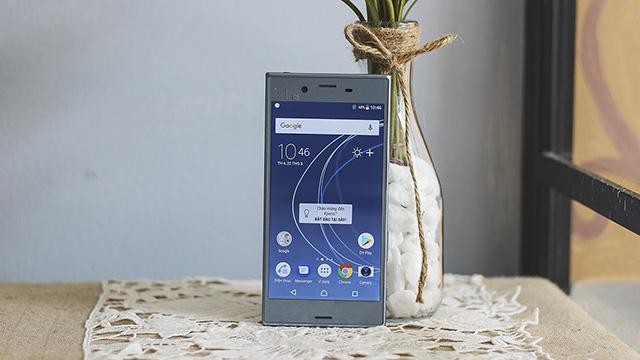 Kết quả hình ảnh cho Sony Xperia XZs