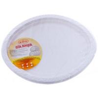 Dĩa nhựa Hunufa Oval 10 inch (10cái)