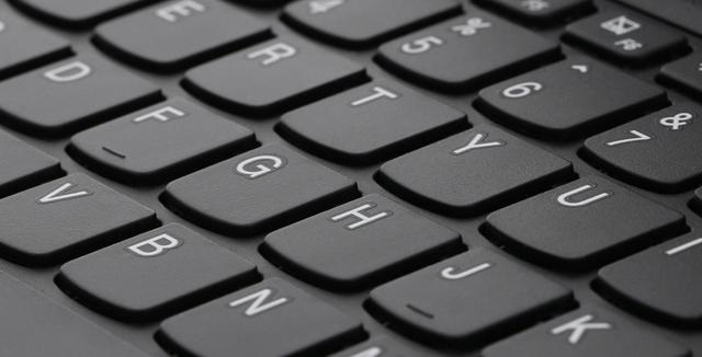 Bàn phím có độ nảy tốt giúp việc nhập liệu dễ dàng
