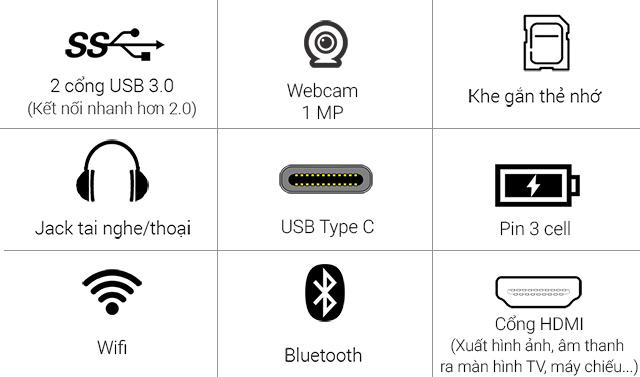 Asus UX360UAK I5 7200U 8GB 256GB Win10