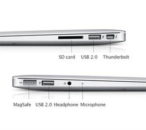 Kết quả hình ảnh cho Macbook Air - MC965