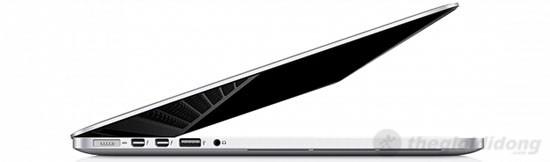 Một thiết kế tinh tế hoàn hảo đến từng chi tiết của MacBook Pro 15 inch Retina