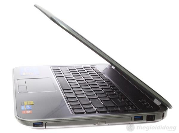 Dell Inspiron 5420 53214G50G với bàn phím chiclet tiện dụng
