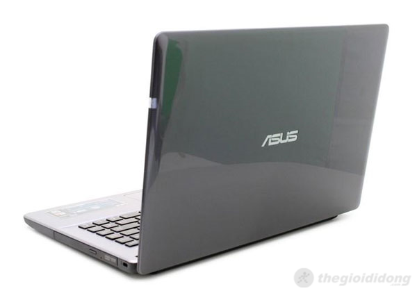 Asus X450CC thiết kế