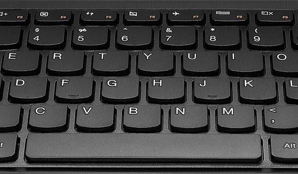 Bàn phím của Lenovo G400 tiện dụng, cho độ chính xác cao