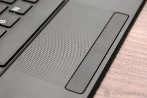 Touchpad đặc biệt trên bàn phím rời của VAIO Tap 11