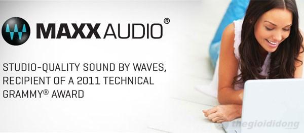 Dell Inspiron 5537 MaxxAudio 4 cho chất lượng âm thanh tuyệt vời