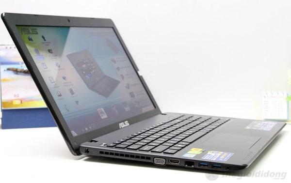 Asus X552CL 53334G50G hoạt động ổn định, mạnh mẽ nhờ được trang bị phần cứng hiện đại