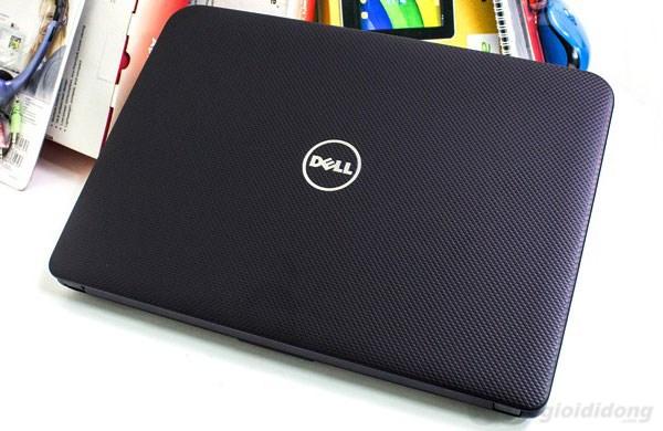 Dell Inspiron 3421 mặt sau