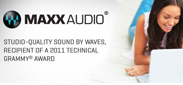 Dell Inspiron 15 công nghệ âm thanh MaxxAudio