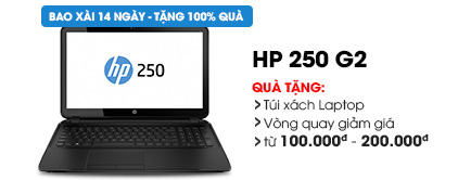 Laptop Hp 250 G2 i3 3110M/2G/500G