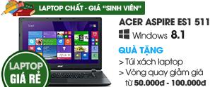 Acer Aspire ES1 511 Celeron N2930/2G/500G/Win8