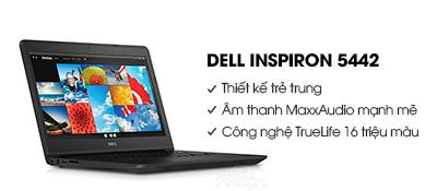 Laptop Dell Inspiron 5442 i3 4005U/4G/500G