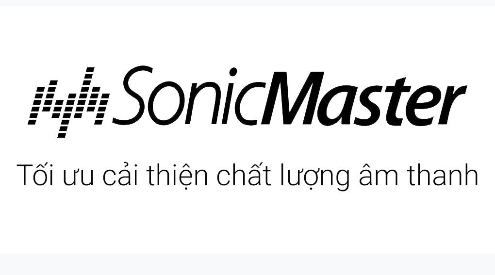 Công nghệ âm thanh SonicMaster