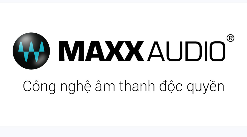 Nghe nhạc hay hơn với công nghệ âm thanh MaxxAudio