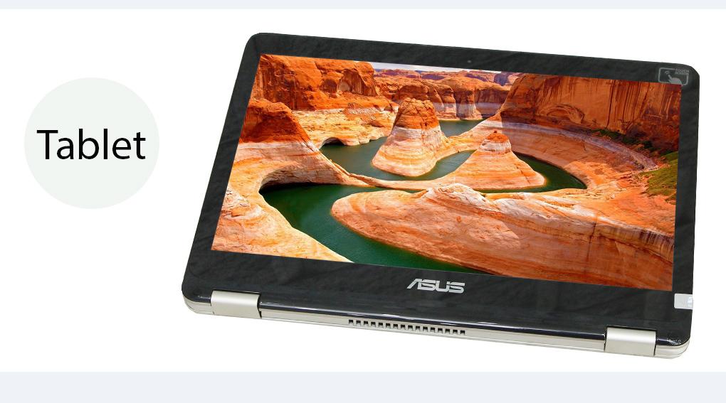 Laptop xoay 360 độ