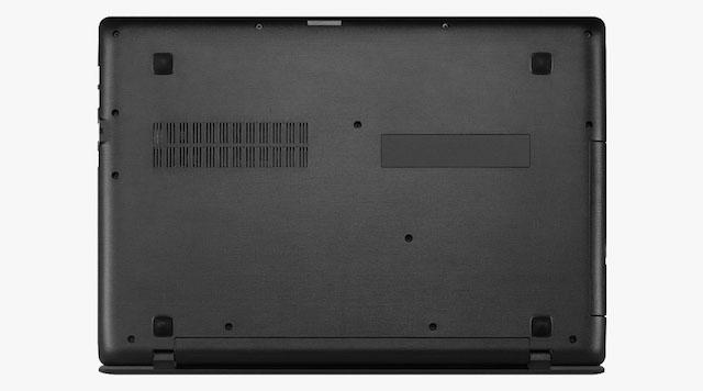 Lenovo IdeaPad 110 15ISK i7 6498DU - Mặt sau của máy