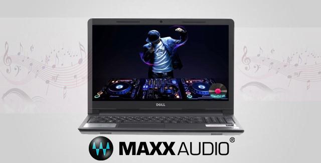 Nghe nhạc hay hơn với công nghệ độc quyền MaxxAudio