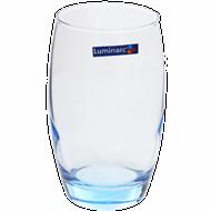 Ly thủy tinh cao Luminarc Salto màu xanh 350 ml