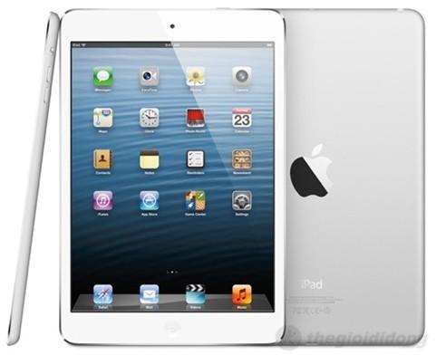 iPad mini Wi-Fi có thiết kế nhỏ gọn với màn hình cảm ứng 7.9 inch