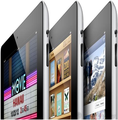 Các ứng dụng hỗ trợ người dùng iWork trên ipad 4